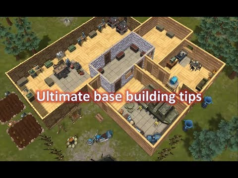 Last Day on Earth - 15 tips to build a strong base defense