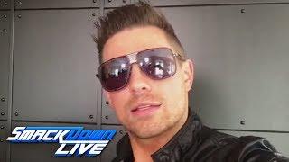 The Miz returns to SmackDown LIVE next week: SmackDown LIVE, April 17, 2018