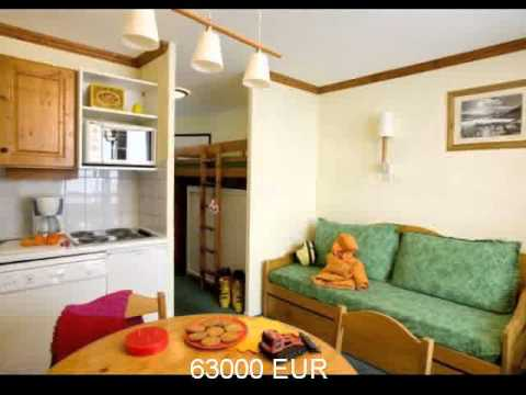 Property For Sale in the France: Rhne-Alpes 63000 EUR Flat o