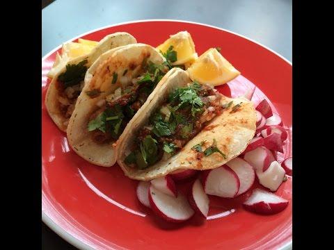 Tacos De Tripa (How To)