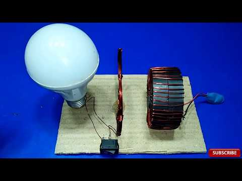 how to make freenergy e wireless electricity with magnet +copper wire 10000% new technology top  12v