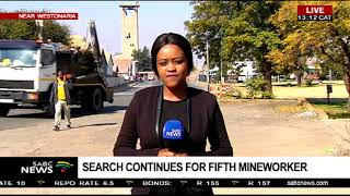UPDATE: Search for missing miner at Sibanye-Stillwater continues
