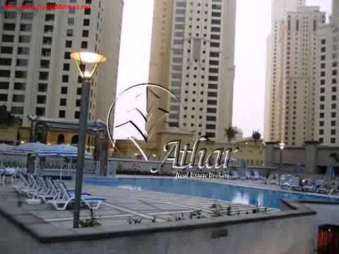 Large 1 Br For Rent, Attessa Bldg, Dubai Marina Promenade