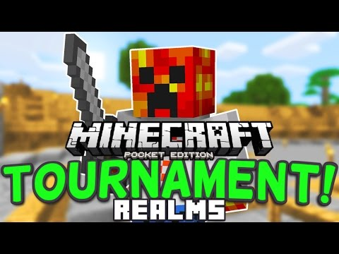 Minecraft PE Realms Survival Multiplayer Episode 5 [0.15.0]