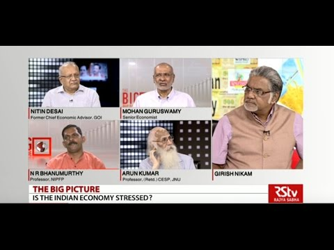 The Big Picture- Is Indian Economy under stress?