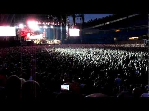 Iron Maiden -  Number of the beast LIVE Sweden 2011 (HD)