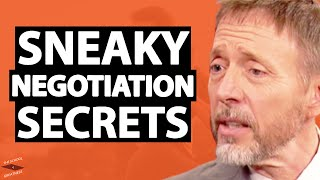 The 6 SNEAKY SECRETS You Can Use To WIN ANY EXCHANGE |Chris Voss & Lewis Howes