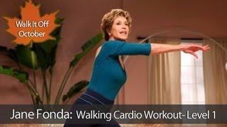 Jane Fonda: Walking Cardio Workout : Level 1