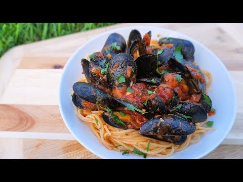 Mussels Marinara Recipe | Episode 121