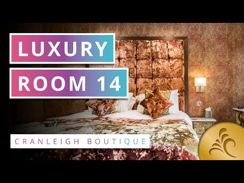Windermere Hotels - Luxury Room 14 - The Cranleigh Boutique Hotel