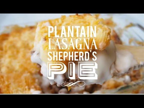 Plantain Lasagna Shepherd's Pie | Most Comforting Dish Ever | Greggy's Digest