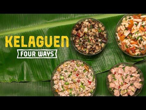 Chagi | Kelaguen Four Ways