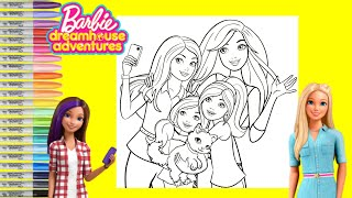 53+ Barbie Chelsea Coloring Book Free