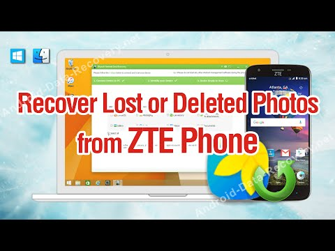 How to Recover Lost or Deleted Photos from ZTE Phone