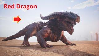 """Conan Exiles #11 - Mình Đã Tiêu Diệt Được Siêu Boss Rồng Đất Sa Mạc Khổng Lồ """"Red Dragon"""""""
