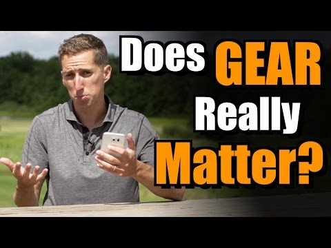 Does Gear Really Matter?  - Ask Ian #52