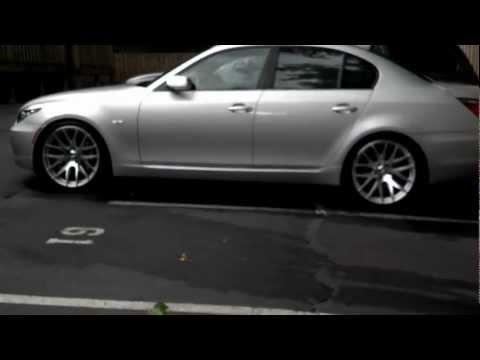 Bmw M5 V10 E60 M5 Tyre Size E60