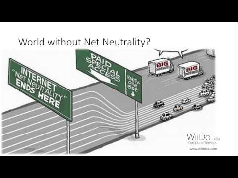 Introduction - Net Neutrality. [What is Net Neutrality]