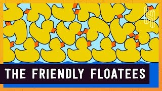 How 29,000 Lost Rubber Ducks Helped Map the World