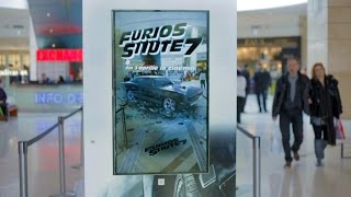 Fast and Furious7 - Augmented Reality launching campaign