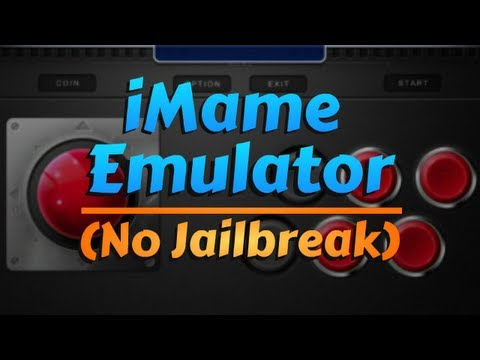 Install Mame Emulator & Roms (NO Jailbreak) on iPhone, iPod Touch, iPad W/ Gridlee