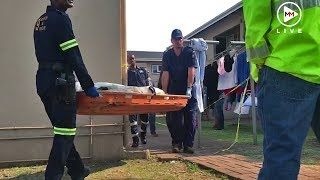 Bodies removed from scene of Durban triple murder