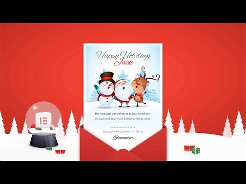 How Our Team Created a Holiday Greeting Card Generator From Scratch