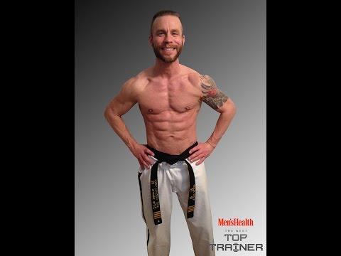 Colin Mens Health Next Top Trainer 2015