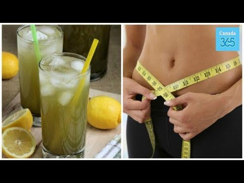 How to Make Green Tea Lemonade for Weight Loss - Canada 365