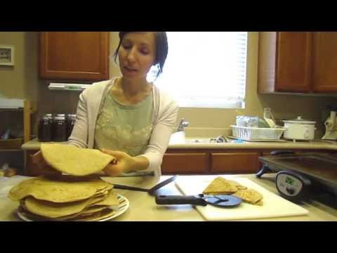 How to Make Soft, Delicious Tortillas // Soaked and Regular Method
