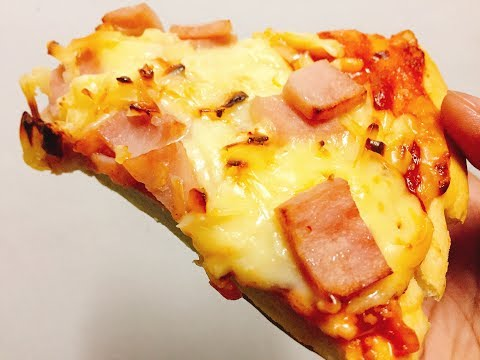 Ham and Cheese Pizza in Turbo!