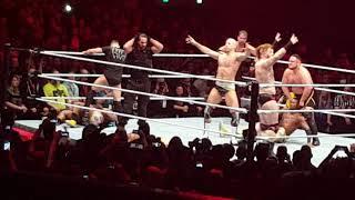 WWE Dortmund Germany Final Brawl 08.11.2017