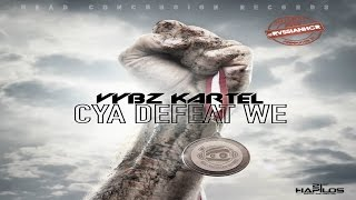 Vybz Kartel - Cya Defeat We  | Head Concussion Records (Prod by Rvssian)
