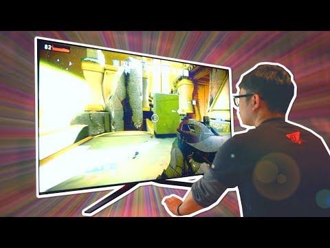 The BEST TV For GAMING - Nvidia BFGD (4K HDR 120Hz)