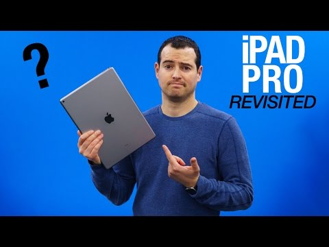 iPad Pro Second Opinion: Did it get better?