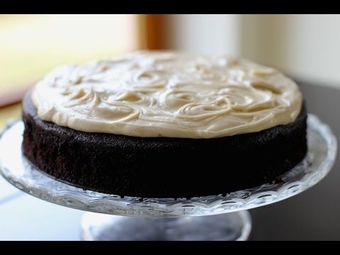 The Best Guinness Chocolate Cake Ever // Claudia's Tasty Bits Features