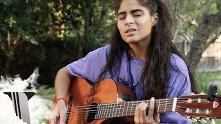 """Jessie Reyez Performs """"Shutter Island"""" at SXSW For Pigeons & Planes"""