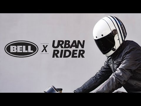 Introducing the Bell x Urban Rider helmet collaboration