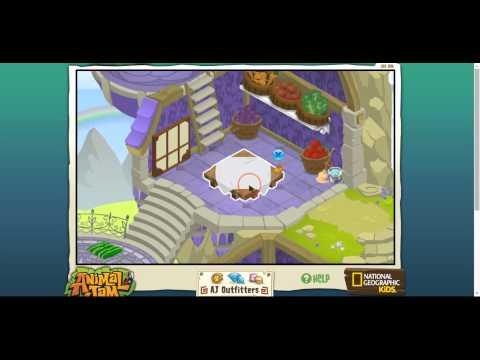 ANIMAL JAM: Gecko news: Little Bunny Building A Adoption Center