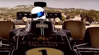 The F1 Lotus Power Lap - Top Gear - The Stig - BBC