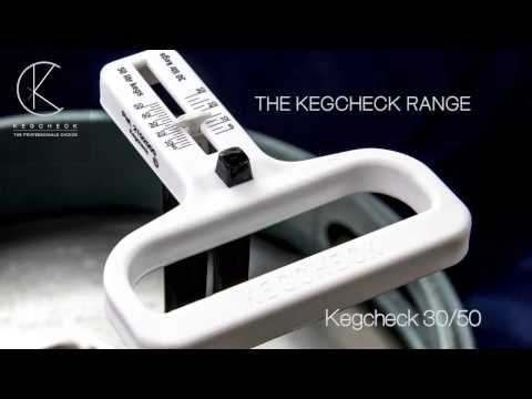 Kegcheck - keg measuring device