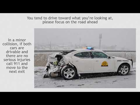 Traffic safety & trends exam1