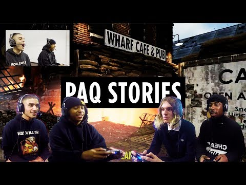PAQ Stories: Danny owns the rest of PAQ with a shovel on Call of Duty WWII