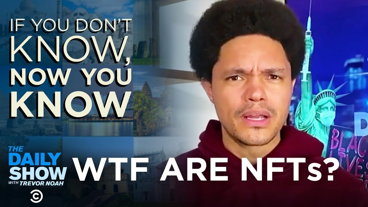NFTs - If You Don't Know, Now You Know | The Daily Social Distancing Show