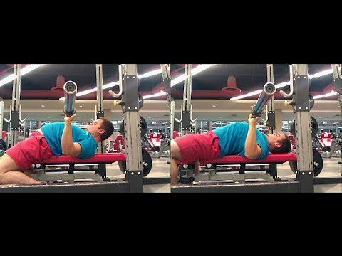 The Best Powerlifting Bench Press Technique