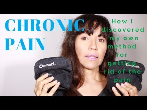 Chronic Pain: How  I  discovered my cure (Guidance Part1)