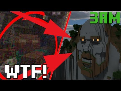 [MUST SEE!] DO NOT GO INSIDE OF THE TEMPLE OF NOTCH AT 3AM! [FOUND HEROBRINE TWICE!?!]