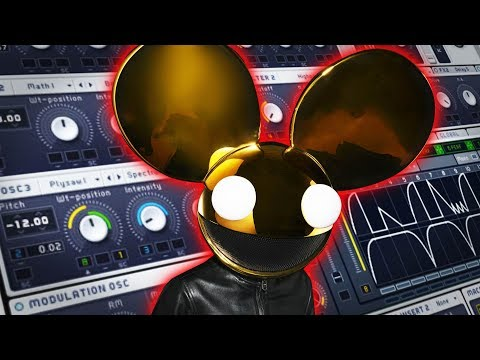 How To Make A Deadmau5 Style Pluck In MASSIVE