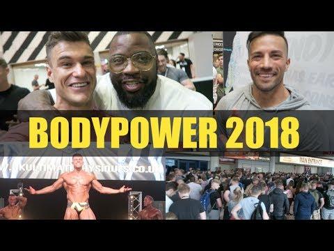 BodyPower Expo 2018 Day 1