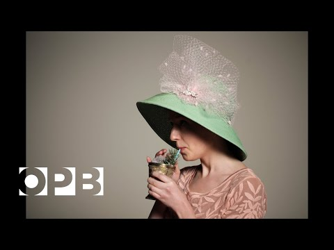 Kentucky Derby Drink And Hat: Ponderosa Julep